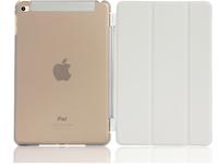 ESTUFF IPad Air/iPad 2017 2018 Grey Folio Cover. Eco leather ES681023 - eet01