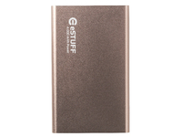 ESTUFF Power Bank 4.000mAh Rose Gold IN: 5V/1A OUT: 5V/1A ES80197 - eet01