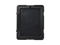 ESTUFF IPad 2/3/4 Tough Cover, Black  ES80493BULK - eet01