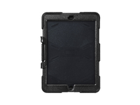 CMATE IPad Air 2 Tough Cover, Black Detachable kick-stand ES80494BULK - eet01