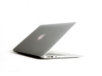 "ESTUFF SatinShell for MacBook 13"" Air Frosted Transparent ES82101 - eet01"