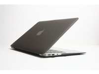 "ESTUFF SatinShell for MacBook 13"" Air Frosted Grey ES82103 - eet01"