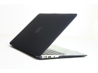 "ESTUFF SatinShell for MacBook 13"" Air Frosted Black ES82105 - eet01"