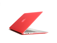 "ESTUFF SatinShell for MacBook 13"" Air Frosted Pink ES82109 - eet01"