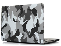 "ESTUFF SatinShell for MacBook 13"" Air Urban Warrior ES82113 - eet01"