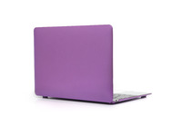 "ESTUFF MacBook Air 13""  Purple Metallic Oil Coating Hardcover ES82115-11 - eet01"