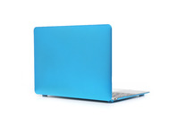 "ESTUFF MacBook Air 13"" Blue Metallic Oil Coating Hardcover ES82115-13 - eet01"