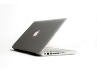 "ESTUFF SatinShell for MacBook 13"" Pro Frosted Transparent ES82116 - eet01"