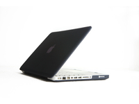 "ESTUFF SatinShell for MacBook 13"" Pro Frosted Black ES82119 - eet01"