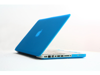 "ESTUFF SatinShell for MacBook 13"" Pro Crystal Light Blue ES82121 - eet01"