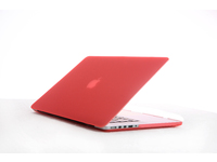 "ESTUFF SatinShell for MacBook 13"" Pro Retina Frosted Pink ES82134 - eet01"