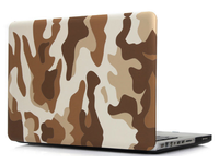 "ESTUFF SatinShell for MacBook 13"" Pro Retina Desert Warrior ES82139 - eet01"