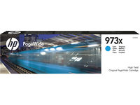 HP Ink 973XL Cyan Pages 7.000 F6T81AE - eet01