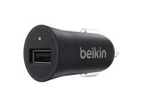 Belkin Prem MIXIT Car Charg 2.4A Blk  F8M730BTBLK - eet01