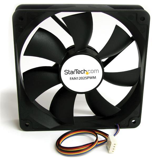 StarTech.com 120X25MM PWM COMPUTER CASE FAN  FAN12025PWM - eet01
