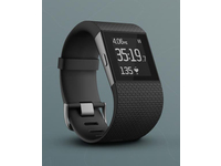 Fitbit SURGE (LARGE BLACK) Bluetooth 4.0, GPS FB501BKL-EU - eet01