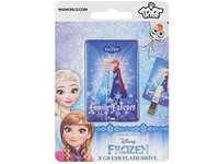 Tribe 8GB ICONIC Frozen FamilyForver USB CARD FC026401 - eet01