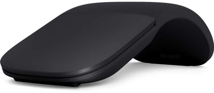 Microsoft Arc Mouse Bluetooth, black  FHD-00017 - eet01