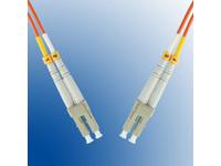 FIB440005 MicroConnect LC/PC-LC/PC 5M 62,5/125 MM MULTIMODE DUPLEX OM1 LSZH - eet01