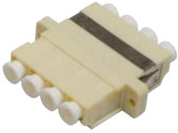 MicroConnect LC adapter MM Quad Beige Multimode FIBLCMA - eet01