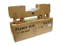 Kyocera Fuser Unit 220 Volt  FK-460 - eet01