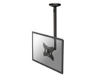 "NewStar Flatscreen Ceiling Mount 10 - 40"" FPMA-C060BLACK - eet01"