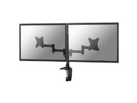 "NewStar Flatscreen Desk Mount 23 - 47"", Grommet FPMA-D1330DBLACK - eet01"