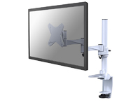 "NewStar Flatscreen Desk Mount 10 - 30"", Clamp FPMA-D1330WHITE - eet01"