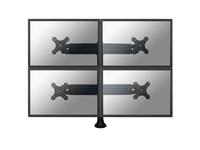 """NewStar Flatscreen Desk Mount 19 - 27"""", Stand/foot FPMA-D700D4 - eet01"""