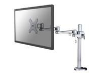 """NewStar Flatscreen Desk Mount 10 - 30"""", Grommet FPMA-D935G - eet01"""