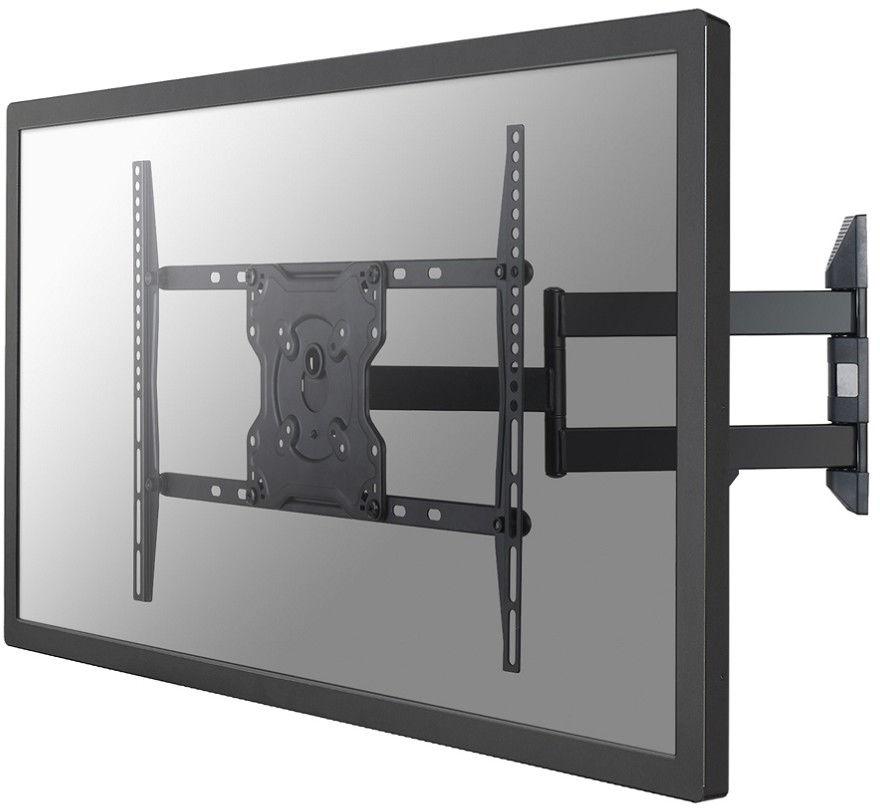NewStar Flat Screen Wall Mount 3 pivots and tiltable Black FPMA-W460BLACK - eet01