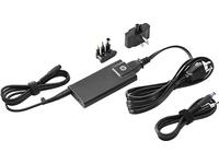 HP 65W Slim  AC Adpt. w. USB **New Retail** G6H47AA - eet01