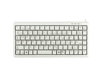 Cherry Keyboard (US/ENGLISH) L-Grey W/-symbol, USB, PS/2 G84-4100LCMEU-0 - eet01
