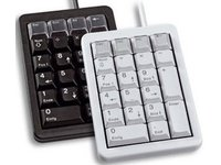 Cherry Keypad (German), USB Black, Cable length: 1.75 m G84-4700LUCDE-2 - eet01