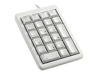 Cherry Keypad Programmable, Grey USB Interface, ML Keyswitches G84-4700LUCUS-0 - eet01