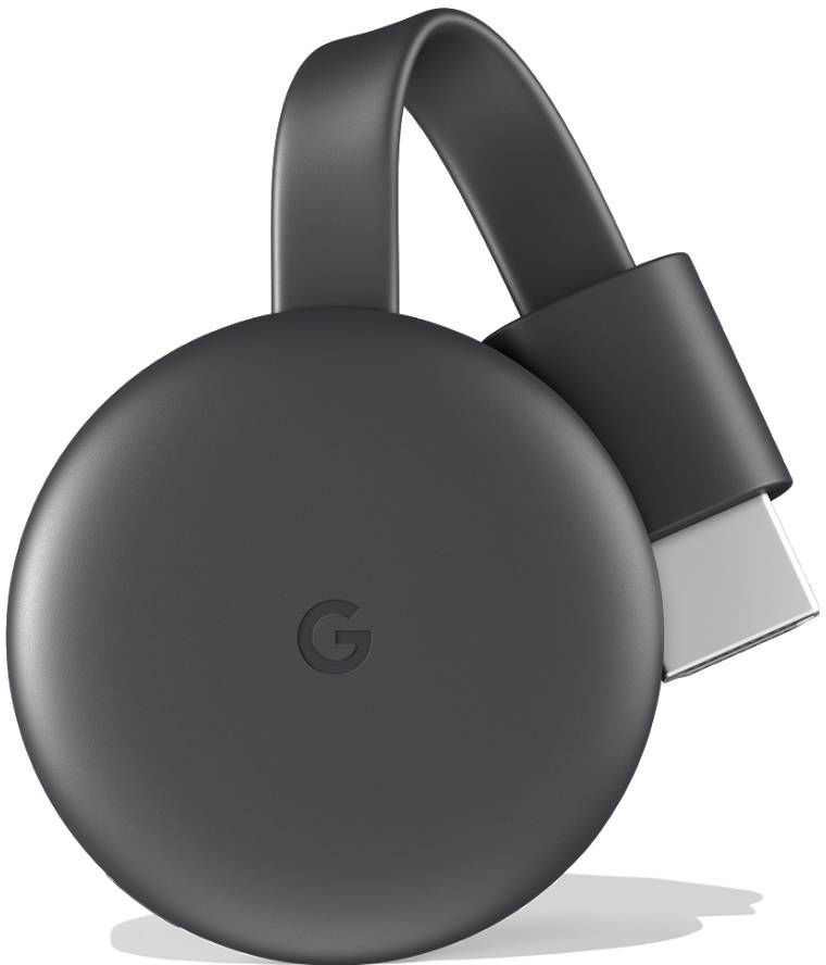 Google Google Chromecast 3 (2018)  GA00439-UK - eet01