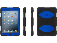 Griffin Survivor f iPad mini/2/3 BK/BL  GB35921-3 - eet01
