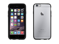 Griffin Reveal Case f. iPhone 6 Black/Clear GB39040 - eet01