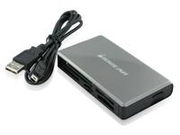 IOGEAR 56-in-1 Memory Card Reader / Writer GFR281W6 - eet01