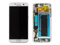 Samsung LCD Assembly Octa White S7 Edge GH97-18533D - eet01