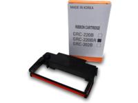 Bixolon GRC-220B/R Black/Red Ribbon -  GRC-220BR - eet01