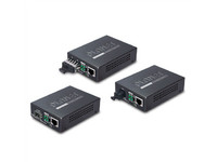 Planet 10/100/1000Base-T to 1000Bse-L Gigabit Converter (Single GT-802S - eet01