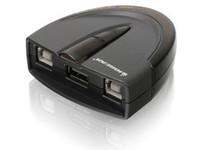 IOGEAR 2-Port PrinterShare USB  GUB231 - eet01