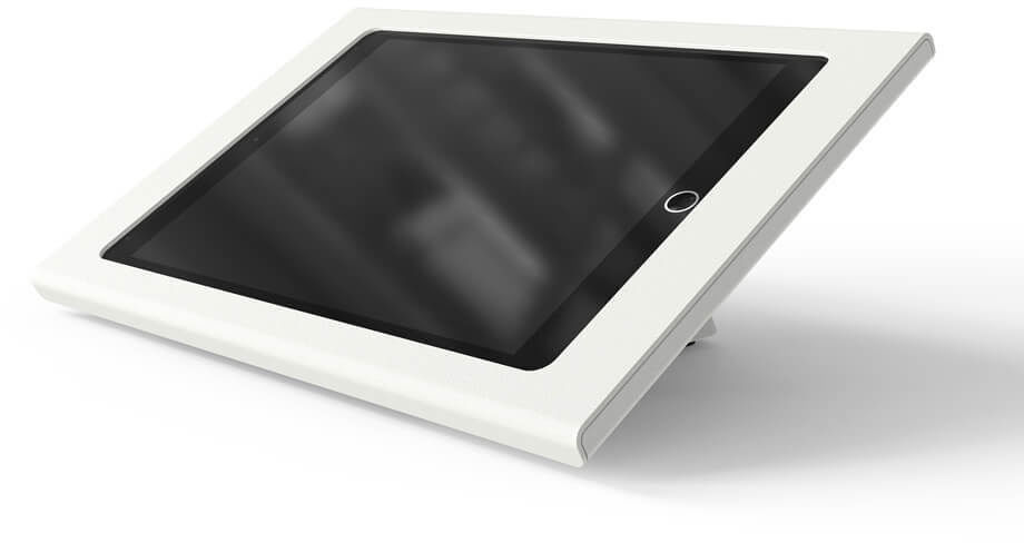 Heckler Design Zoom Rooms Console f iPad WHT Compatible with iPad Air 1/2, H523-GW - eet01