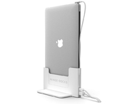 "Henge Docks Docking Station MacBook Air13"" Aluminum Unibody, USB 3.0 HD02VB13MBA - eet01"