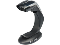 Datalogic Heron HD3430, 2D, w/ stand No cable, black HD3430-BK - eet01