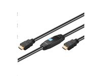 MicroConnect HDMI v1.4 19 - 19 30m M-M < HDM191930V1.4 - eet01
