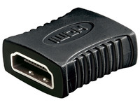 MicroConnect HDMI 19 - HDMI 19 F-F Adapter  HDM19F19F - eet01
