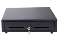 Capture HS-410A-24V-W Cash Drawer with White HS-410A-24V-W - eet01