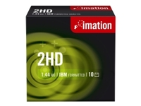"Imation 10xMF2HD 1,44MB 3,5"" Disc 10-Pack I12881 - eet01"